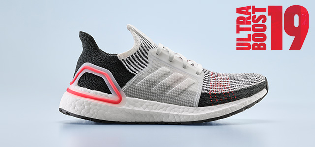 Ultraboost 19 Laser Red